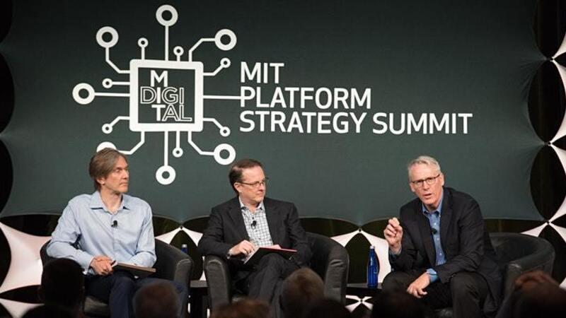 Hear from Founder of Intuit & Roland Busch during MIT Platform Strategy Summit
