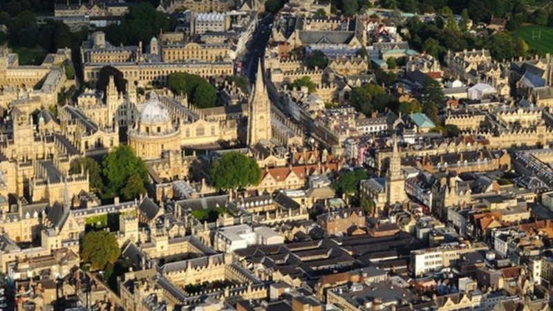 University of Oxford and Siemens join open innovation regional ecosystem
